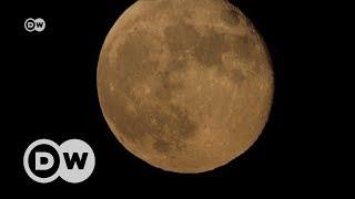 Ay'ın insan davranışlarına etkisi neler? - DW Türkçe