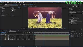 Bài 15 - Dựng movie trailer - kỹ xảo logo Particular với After Effects