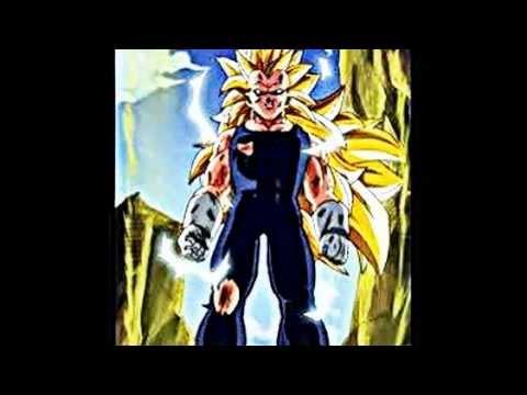 Todas Las Transformaciones de Goku,Vegeta,Trunks,Gohan y Goten