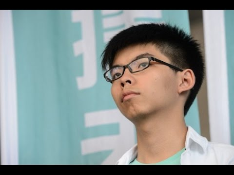Hong Kong student activist Joshua Wong found guilty