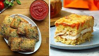 Delicious Chicken Parm Recipes 4 Ways
