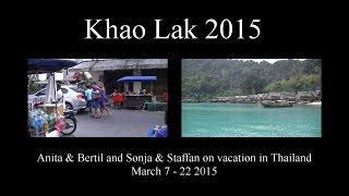 Khao Lak 2015