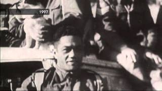 Anzac Special - The late Jimmy O'Dwyer and Eric Henry - Pacific Heroes