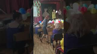 51 школа, лучшая школа - лучшие преподаватели! Награждение 2019г Харьков День семьи