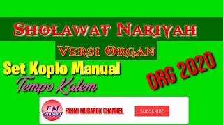 Download Sholawat Nariyah || Versi Org2020 || Set Manual