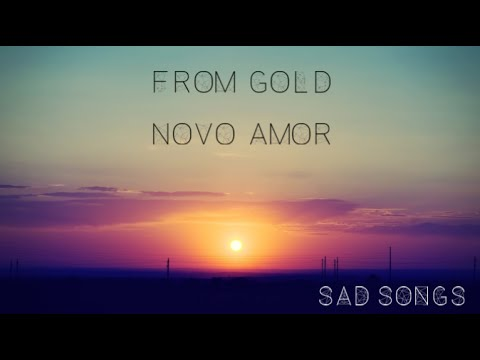Novo Amor - From Gold
