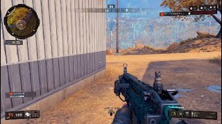 Call of Duty BO4 Blackout  my 10th Victory