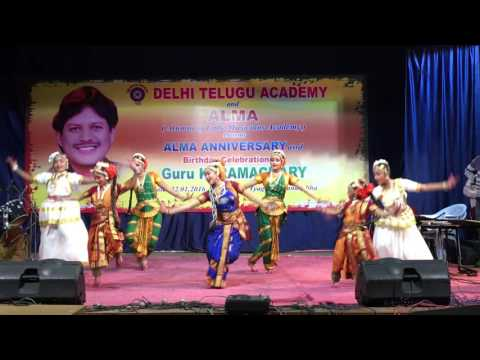 Swagatham dance by LMA students