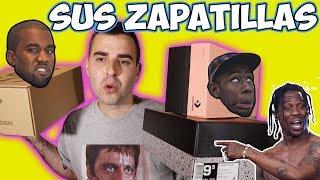 3 ZAPATILLAS de RAPEROS 2018 *Adidas, Converse y Jordan* thumbnail