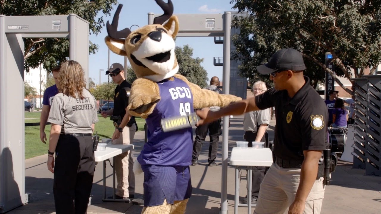 Gcu Arena Security