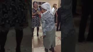 Супер танец бабули