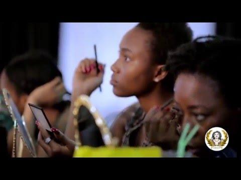 """LAGOS"" GlamByIsoken Makeup Class 2016 with Beautybyttee"