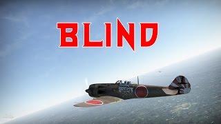 Blind - Ki-84 Ko War Thunder Gameplay (Vertical Targeting Headon Examples)