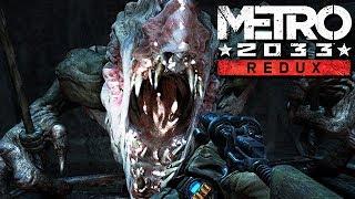 Metro 2033 Redux Gameplay German #06 - Die hungrige Horde