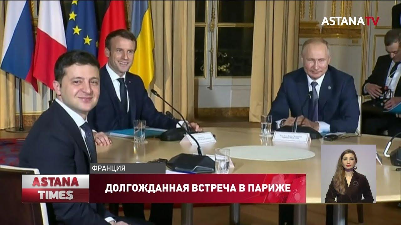 Путин подсказал Зеленскому, куда смотреть для совместного фото