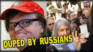 Trump-Hater Michael Moore CAUGHT COLLUDING With Russia And the Idiot Didn't EVEN KNOW!