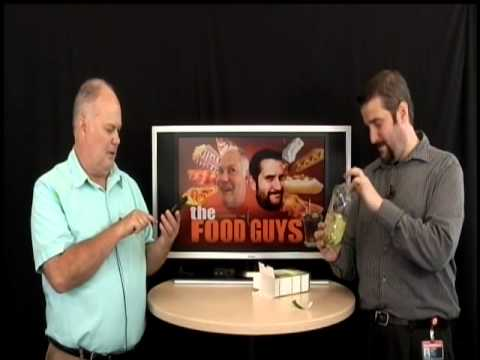 FOOD GUYS: Soylent Green Is People (food)