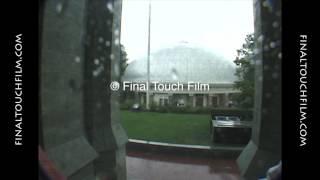 Salt Lake Temple Tornado Wedding