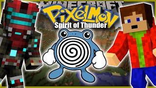 lovme pokemony minecraft pixelmon spirit of thunder ep 2 w porty