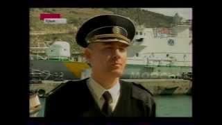 Украинские военнослужащие покидают Крым.
