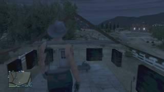 GTA 5 Grapeseed House Glitch
