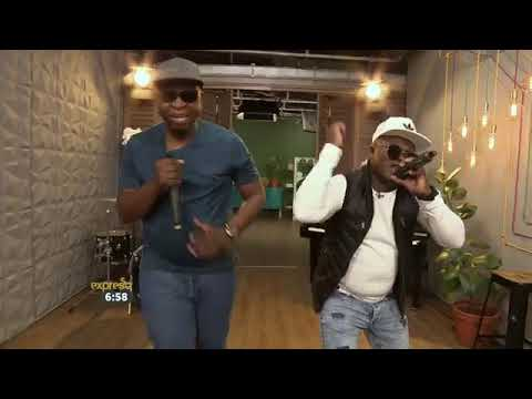 The Double Trouble 'Matome' Expresso LIVE PERFOMANCE