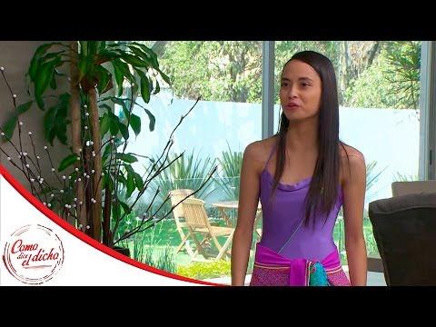 ¡Lulú sorprende a Érika con Santiago!   No hay bonita sin pero...   Como dice el dicho