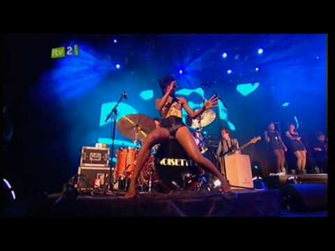 Noisettes HD Never Forget You Live 2009
