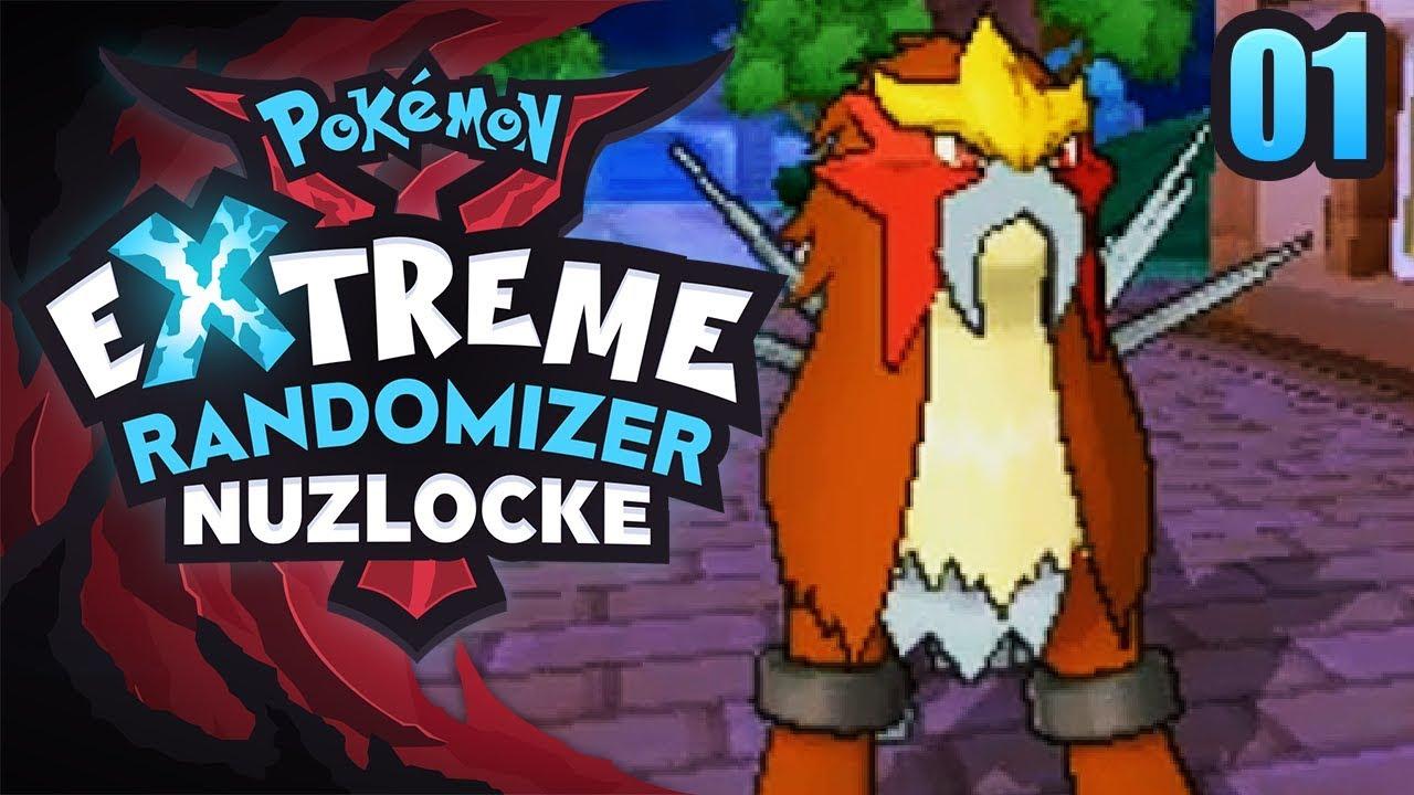 Pokemon y extreme randomizer nuzlocke download gba
