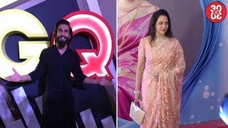 Deepika reacts at ranveer's skirt appearance | amitabh, deepika, vidya's special video for hema