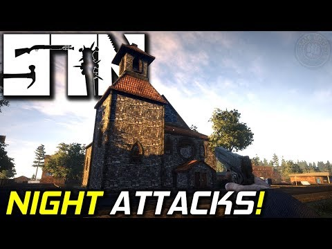 Night Attacks | Survive The Nights Gameplay | EP7