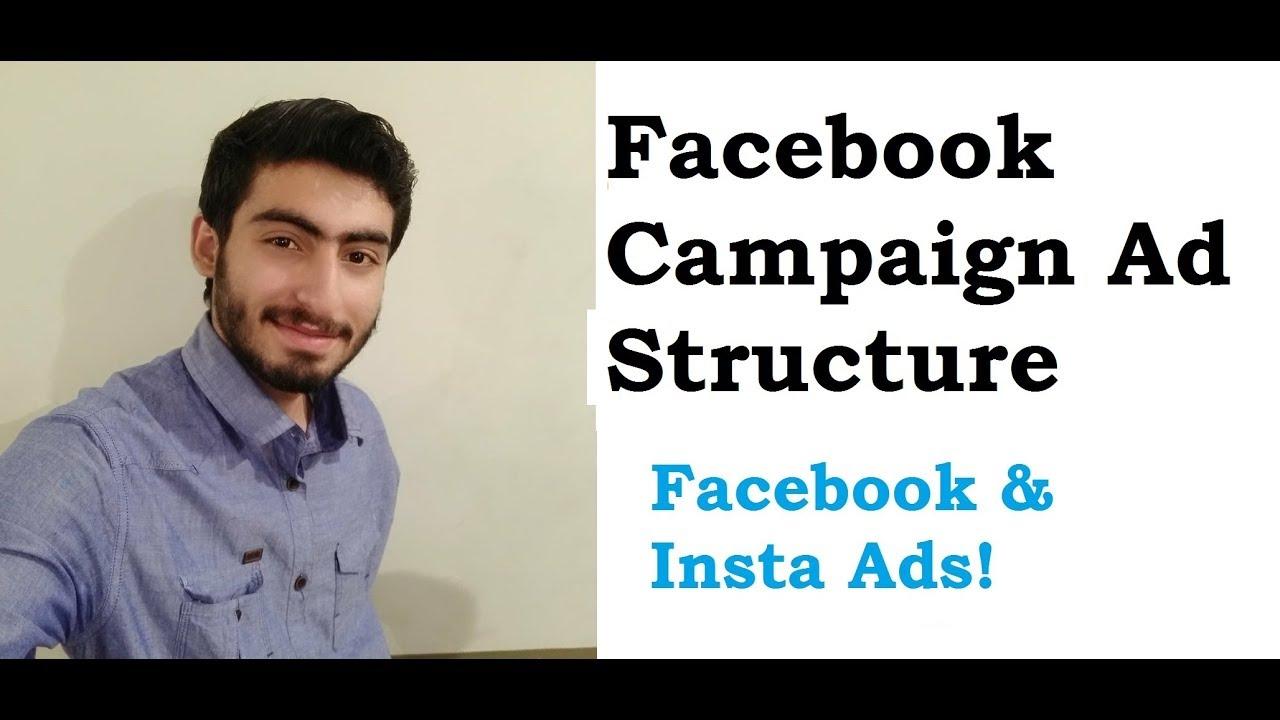 4. Facebook Ads tutorial in Urdu/Hindi |  Facebook ad campaign structure in Urdu/Hindi