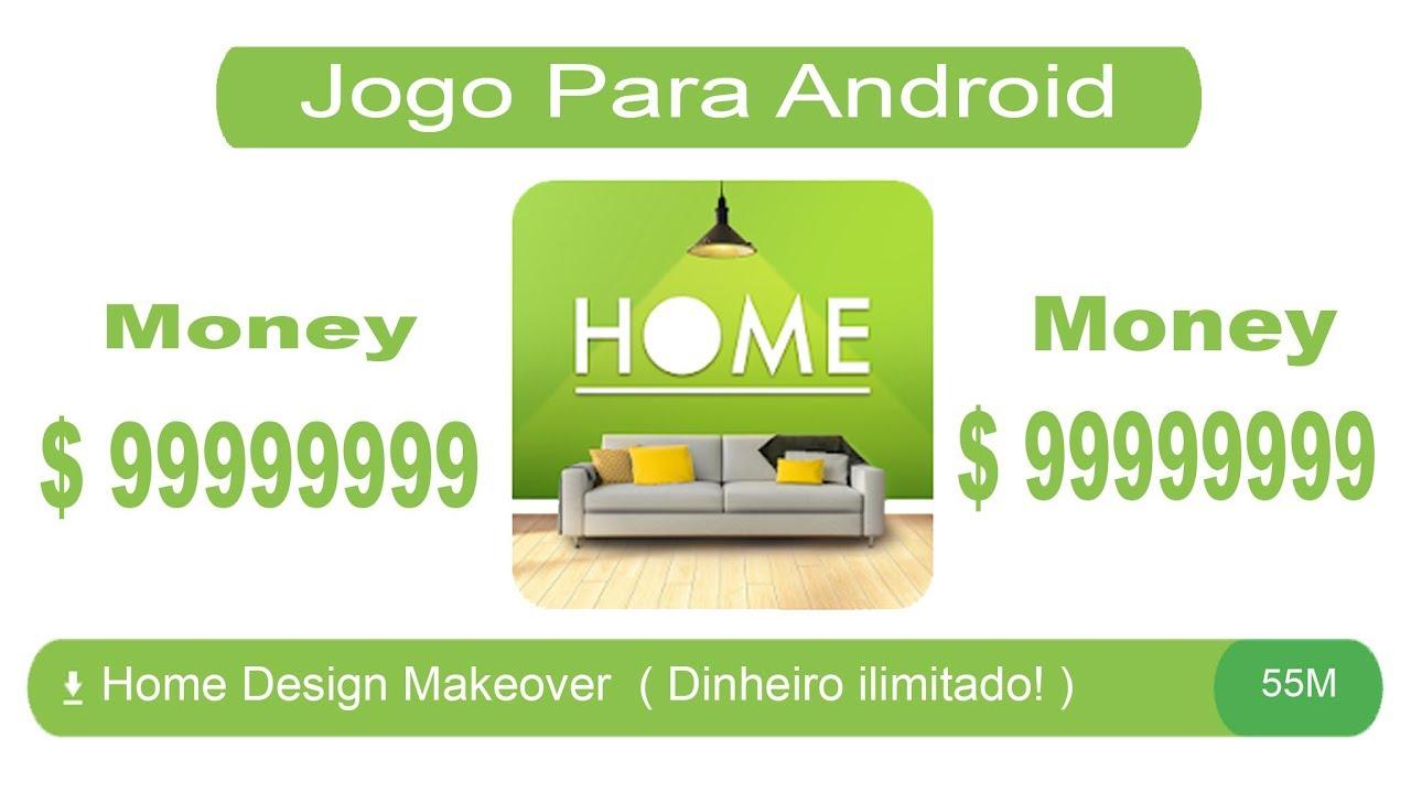 Home Design Makeover Dinheiro Infinito 2019