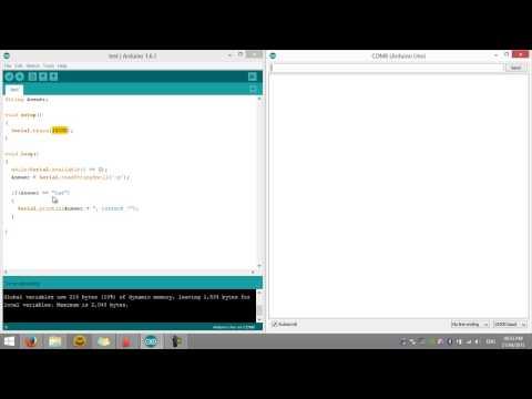 Arduino - String Comparison