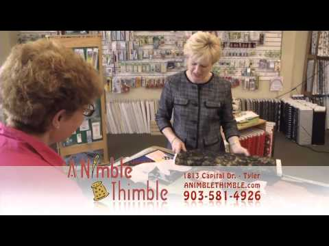 How to Find Quality Fabric | A Nimble Thimble | Tyler TX