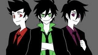 The Secret Trio DP RC9GN JL
