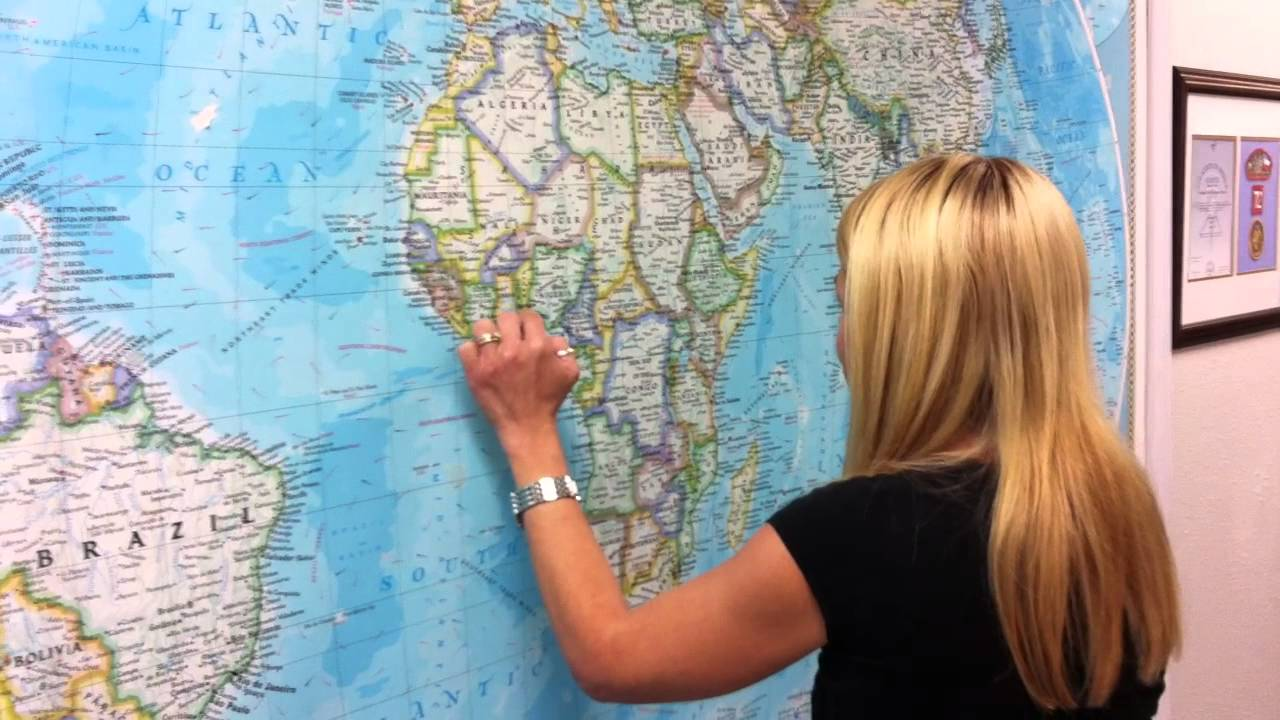 Lara looks for brussels belgium and togo africa on a world map youtube lara looks for brussels belgium and togo africa on a world map gumiabroncs Image collections