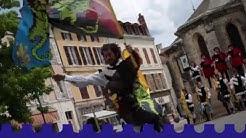 LES FLAMBOYANTES #2 - Fête médiévale et fantastique à Cusset, les 28 et 29 mai 2016