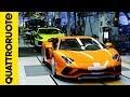 Visita alla fabbrica Lamborghini: come nascono le supercar del Toro | Quattroruote