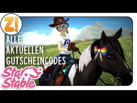 Star Stable [SSO]: ALLE AKTUELLEN GUTSCHEINCODES! 15.03.2019  ✿ Gutschein-Video ✿