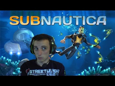 Sea Bases and Explosions! (Subnautica)