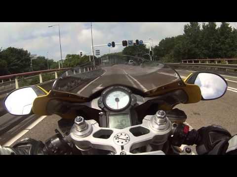 Ducati 749 acceleration