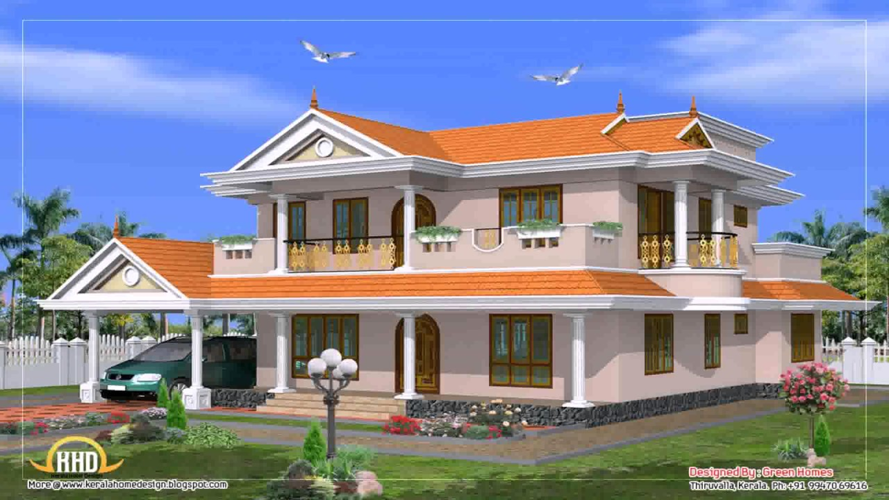 Kerala Style House Boundary Wall Design YouTube