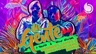 J Balvin Willy William Mi Gente Sunnery James Ryan Marciano Remix.mp3