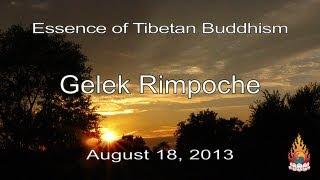 Gelek Rimpoche - Balance Your Mind - Essence of Tibetan Buddhism 24