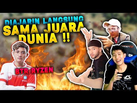 GILA MAIN NYA PANTESAN JADI TOP GLOBAL#1 - PUBG MOBILE INDONESIA