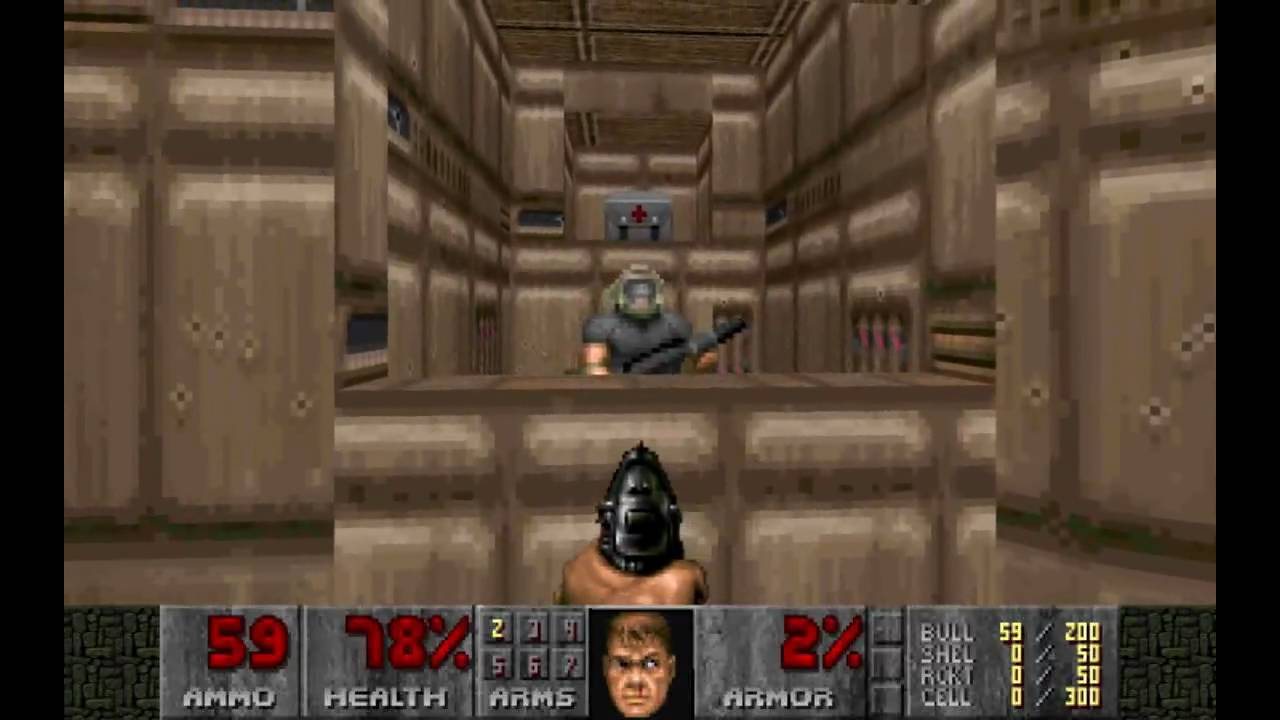 Doom RPG Example