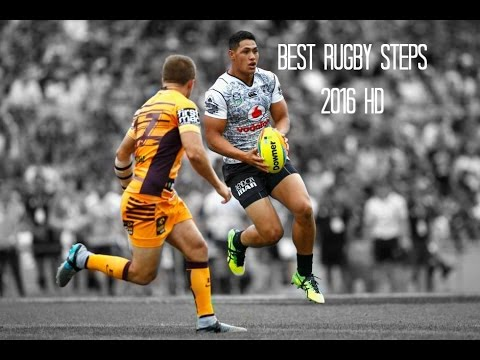 Best Rugby Steps 2016 ᴴᴰ Part 1