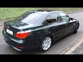 BMW 530i E60 Acceleration 0 100 km h    Factory Technical Data  See Description