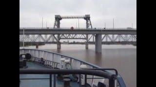 Разводка Астраханского Болдинского моста